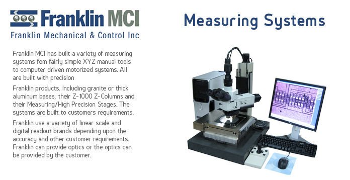 Franklin Measuring Systems