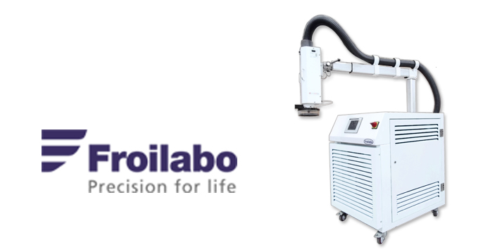 Froilabo Temperature Forcing System